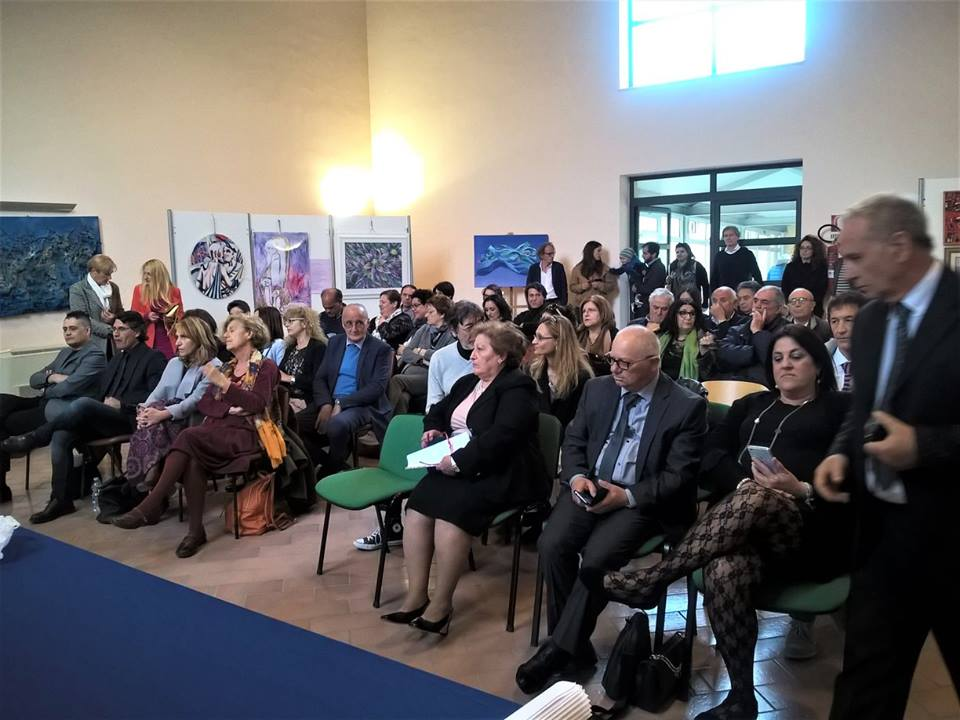 8-cerimonia consegna Premio Letterario e d'Arte