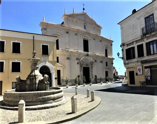 Cassano allo Ionio, la Cattedrale