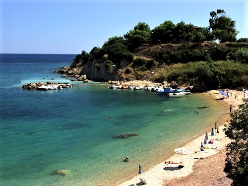 Ciro Marina, il mare