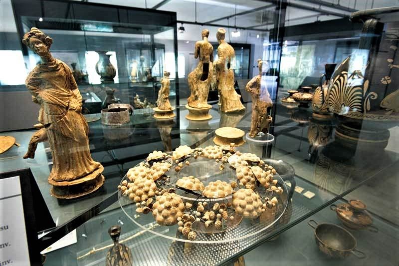 Policoro, Museo della Siritide