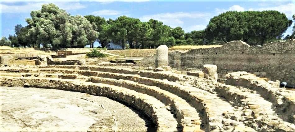 Sibari, area archeologica