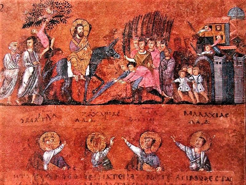 codex purpureus rossanensis.1