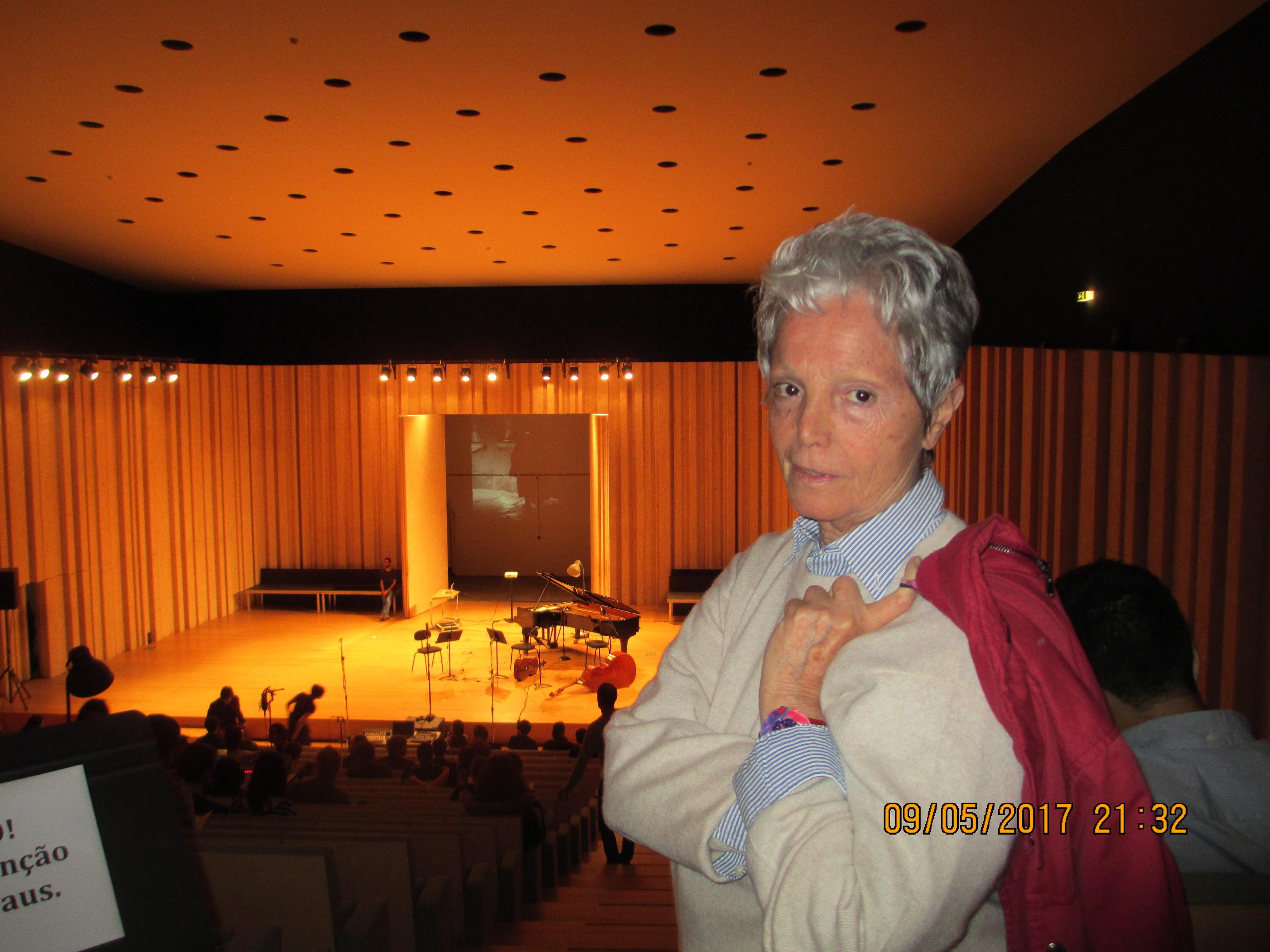 Foto Ada Auditorio Lisbona