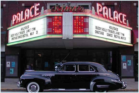 Lockport, NY - Palace Theatre