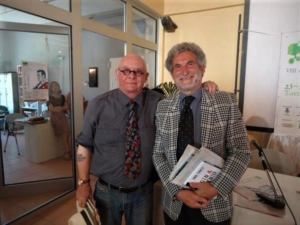 52-Dan Fante con Goffredo Palmerini