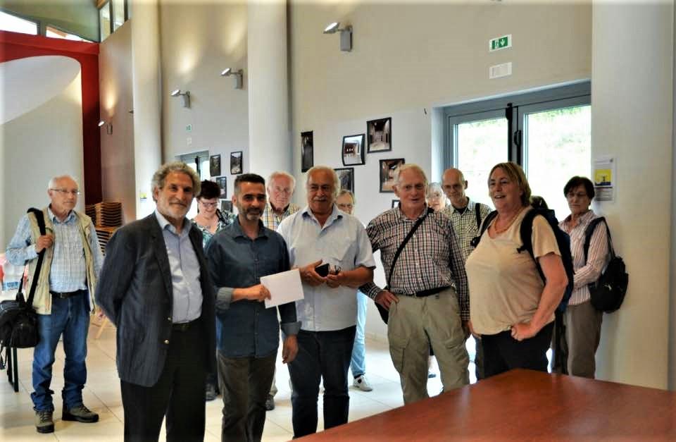 Gruppo di Hildesheim a Camarda