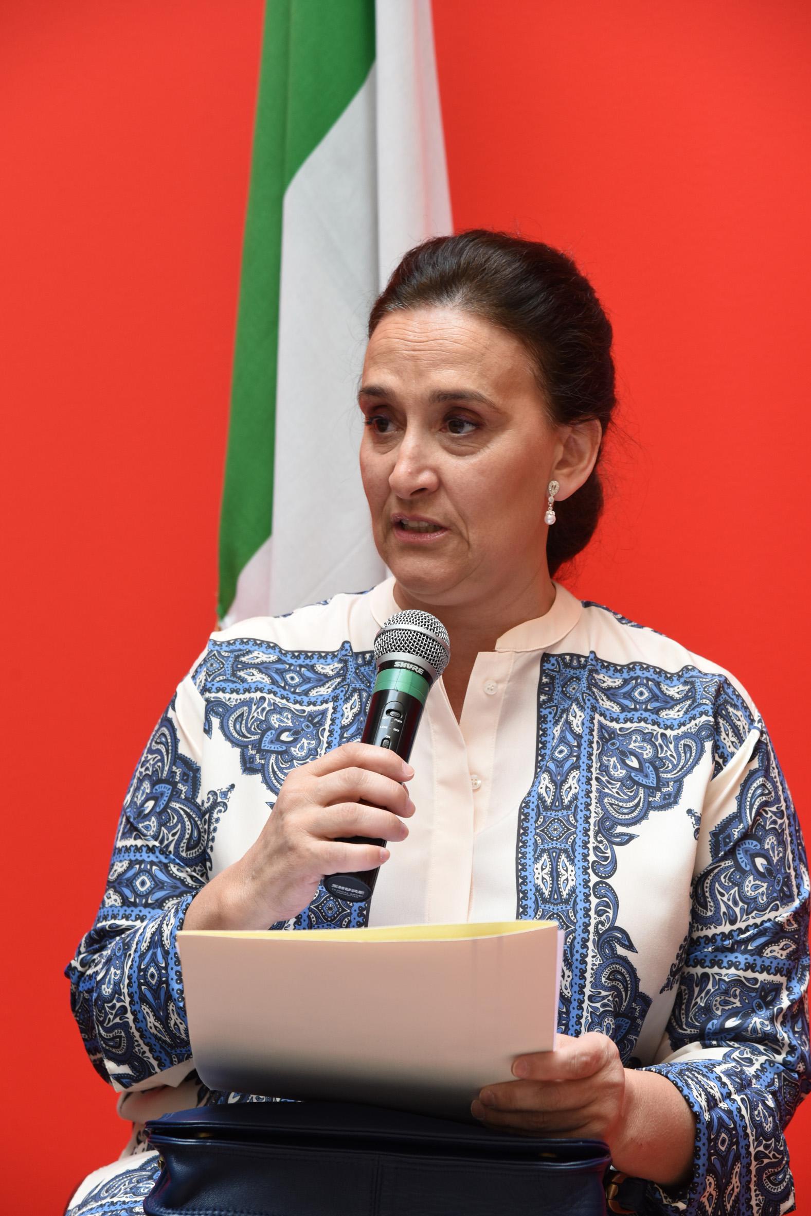 VPresiente Michetti