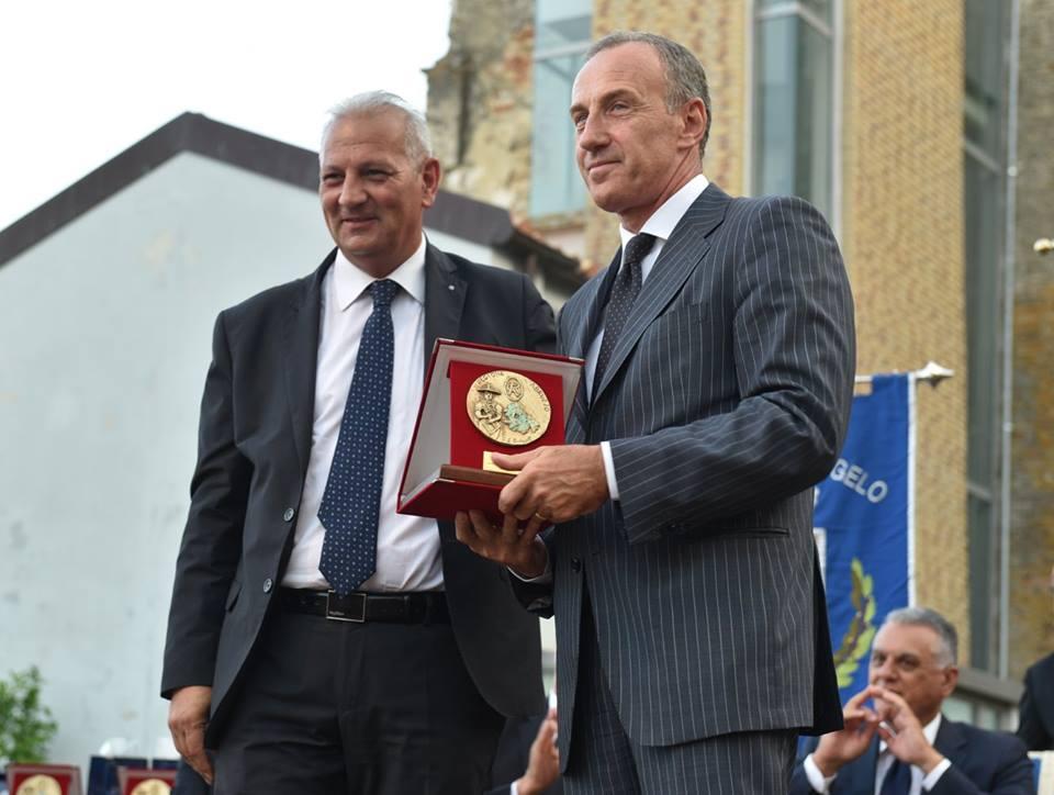 Giuseppe Di Pangrazio e Luigi Savina