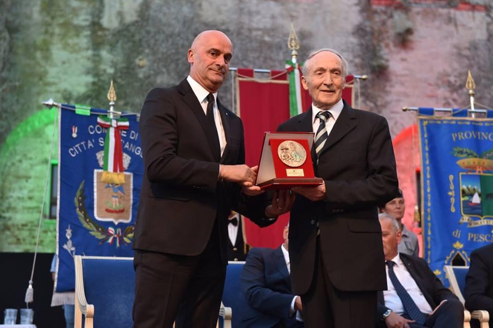 Lorenzo Berardinetti e Roberto Fatigati