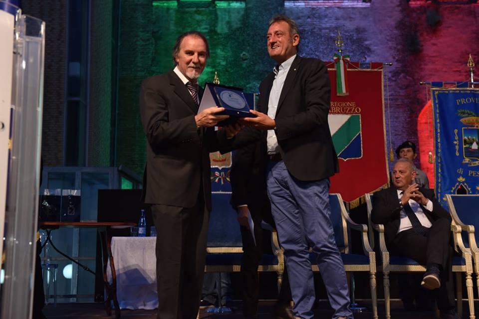 Santino E.Di Berardino e Giorgio d'Ignazio